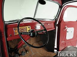 Ford Truck Interior 1941 Ford Pickup Rod Network