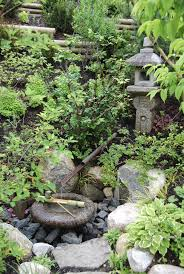 Water Rock Garden Backyard Rock Garden Ideas