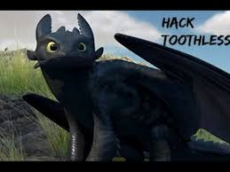 dragons hack toothless