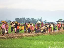 Seeking In India Un Rights Slams India For Seeking Deportation Of Rohingyas