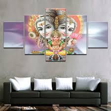 Peinture Moderne Pour Salon by Online Get Cheap D U0026eacute Coration Peinture Ganesh Aliexpress Com