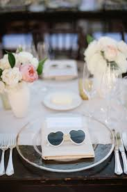 sunglasses wedding favors pretty ways to display sunglasses at your wedding beau coup