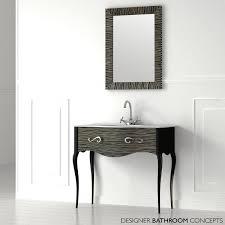 bathroom free standing bathroom vanity units home design popular