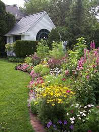 Second Nature Landscaping by Edgartown Ma By Second Nature Designs The Border Looks Like