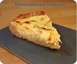 oignon blanc cuisine tarte aux oignons et au fromage blanc cuisine et dépendances