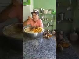 comi de cuisine homem comi uma bacia de comida kkk
