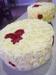 red velvet cupcake wedding cake images