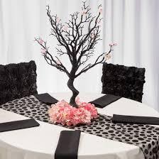 manzanita tree centerpieces black manzanita wishing tree centerpiece smarty had a party