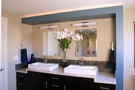 medicine cabinet lights above sconce above mirror bathroom contemporary with towel hooks corner