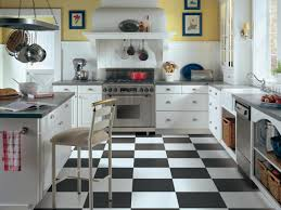 tile floors birch kitchen cabinets pros and cons electric ranges