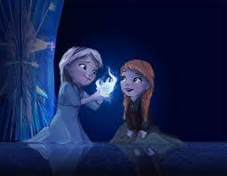 elsa anna club frozen images magic wallpaper