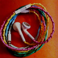 easy crafts tangle free headphones