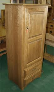 kitchen pantry cabinet oak smaller size amish made pantry cabinet in solid oak
