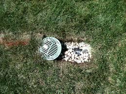 download lawn drain garden design