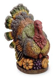 photos for thanksgiving turkey figurines for thanksgiving and fall