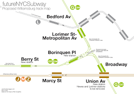Nyc Subway Track Map by Comprehensive Proposal For 2 G Line Subway Loops Into Manhattan