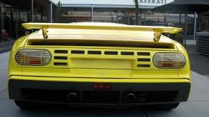 bugatti eb110 crash michael schumacher u0027s bugatti eb110 for sale