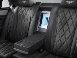bentley interior black bentley new creations by mulliner for the flying spur amazing