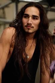 long haired skater boys good long hairstyles for men skater boy and rock star the best