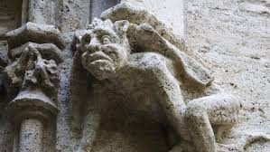 where did gargoyles originate from reference