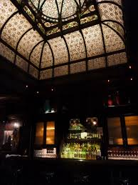 stained glass dome ceiling above the bar by donald macdona u2026 flickr