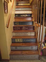best awesome bookshelves built into stairs bookshelf buy idolza