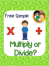 free multiplication word problems free multiplication or division word problem sort nym math class