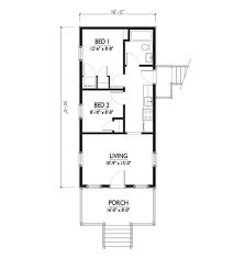 new hshire classic 40 x 16 2 bed sleeps 4 floor plan small 16 40 house plans 12 by 40 house plans gebrichmond