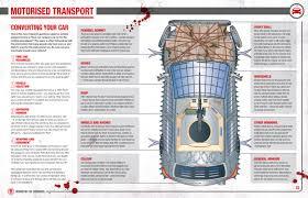 zombie survival transport manual haynes publishing