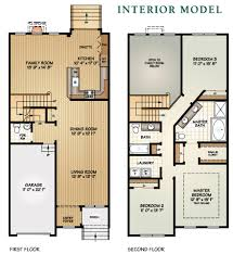 luxury townhomes interior unit new homes monthly