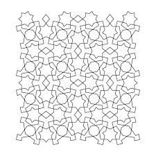 tessellation coloring pages coloringsuite com