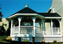 house review outdoor living spaces professional builder custom built gazebos va