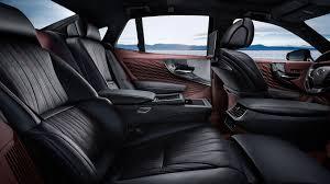 lexus cars interior prabangus sedanas lexus ls lexus lietuva