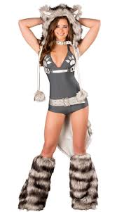 Wolf Costume Deluxe Wolf Romper Costume Wolf Costume Wolf Halloween