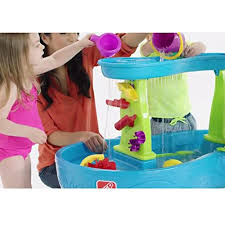 step 2 rain showers splash pond water table rain showers splash pond water table playset