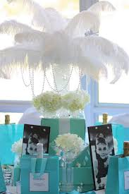 Tiffany Color Party Decorations 95 Best Tiffany U0026 Co Party Images On Pinterest Tiffany Blue