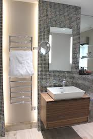 Modern Walnut Bathroom Vanity Designed By Monita Cheung Modern Bathroom Dornbracht Mem Wall