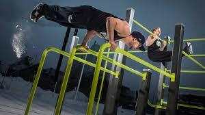 Flag Pole Workout Street Workout Sport Equipment Www Lappset Com