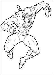 power rangers coloring pages kids super heroes coloring