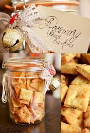 food christmas gifts 19 food gifts that you can actually make crackers food