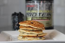 Blueberry Pancake Recipe National Blueberry Pancake Day Protein Pancakes Recipe