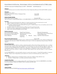Resume Reimage Repair Electrical Engineering Resume Resume For Your Job Application