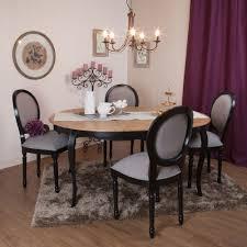 table de cuisine avec rallonge table de salle à manger ronde avec rallonge cuisine naturelle