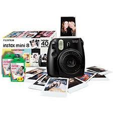 black friday sale amazon instax fujifilm instax mini 8 instant camera gift bundle with amazon co
