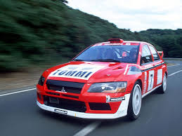 mitsubishi rally car mitsubishi lancer evolution 7 all racing cars