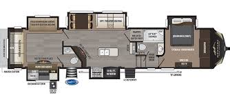 montana fifth wheel floor plans new 2018 keystone montana high country 362rd fifth wheel oklahoma