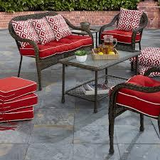 terrasol outdoor chair pads u0026 cushions home decor kohl u0027s