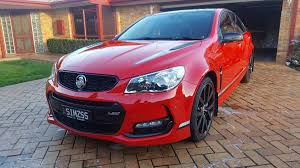 holden ssv keane u0027s 2017 holden commodore vf ssv motorsport edition