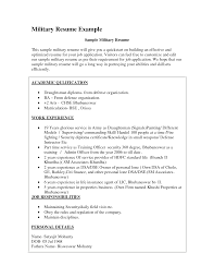 Resume Examples For Military To Civilian by Public Affairs Specialist Resume Resume For Your Job Application