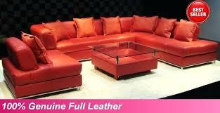 red leather recliner corner sofared sofa ikea u2013 livelihood info